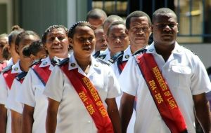 PNG Officers commissioned and ordained