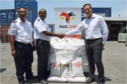EMPNG partner with Salvos to support drought relief efforts