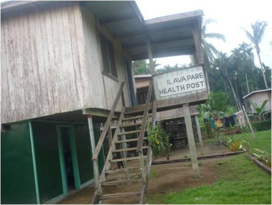 Ilavapari Community health post